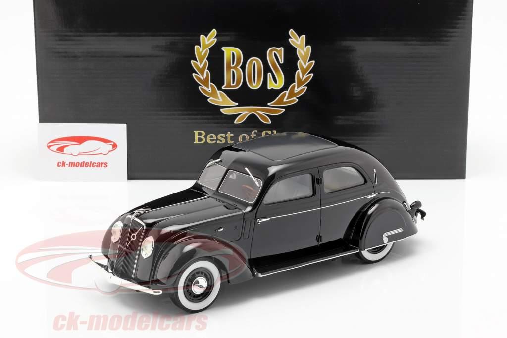 Volvo PV36 Carioca año de construcción 1935 negro 1:18 BoS-Models