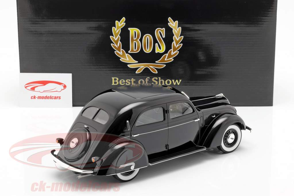 Volvo PV36 Carioca année de construction 1935 noir 1:18 BoS-Models