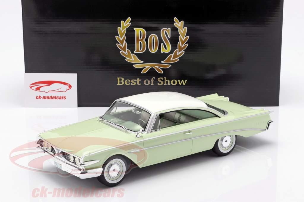 Edsel Ranger Hardtop Bouwjaar 1960 kalk / wit 1:18 BoS-Models