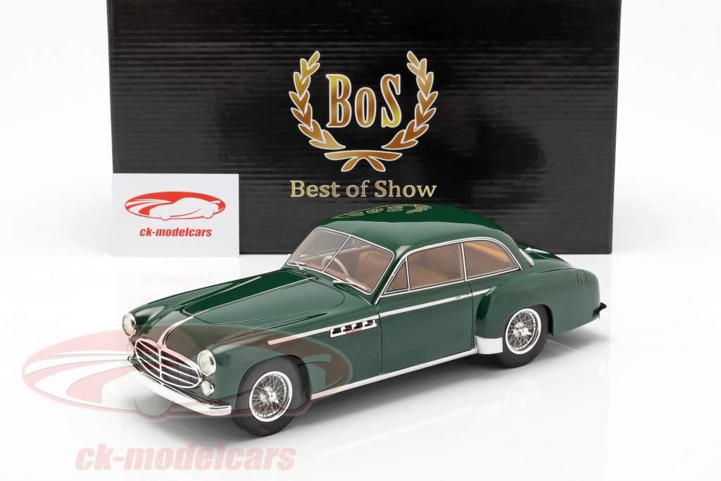 Delahaye 235 MS Coupe Chapron année de construction 1953 vert foncé 1:18 BoS-Models