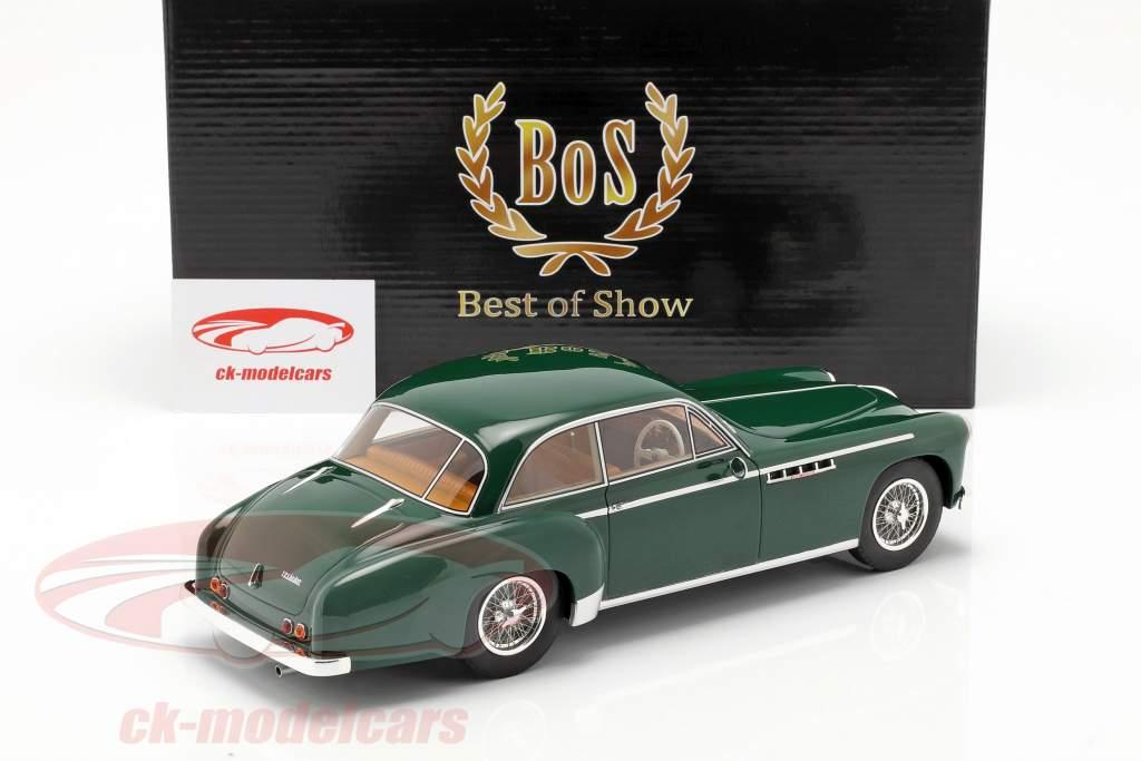 Delahaye 235 MS Coupe Chapron anno di costruzione 1953 verde scuro 1:18 BoS-Models