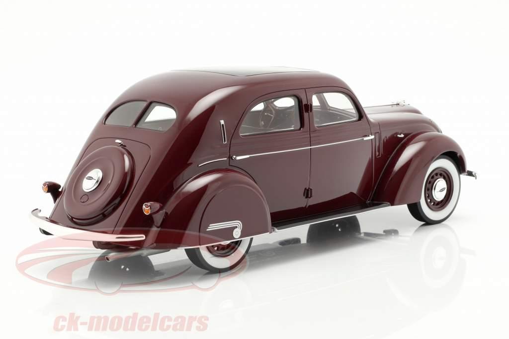 Volvo PV36 Carioca année de construction 1935 pourpre 1:18 BoS-Models