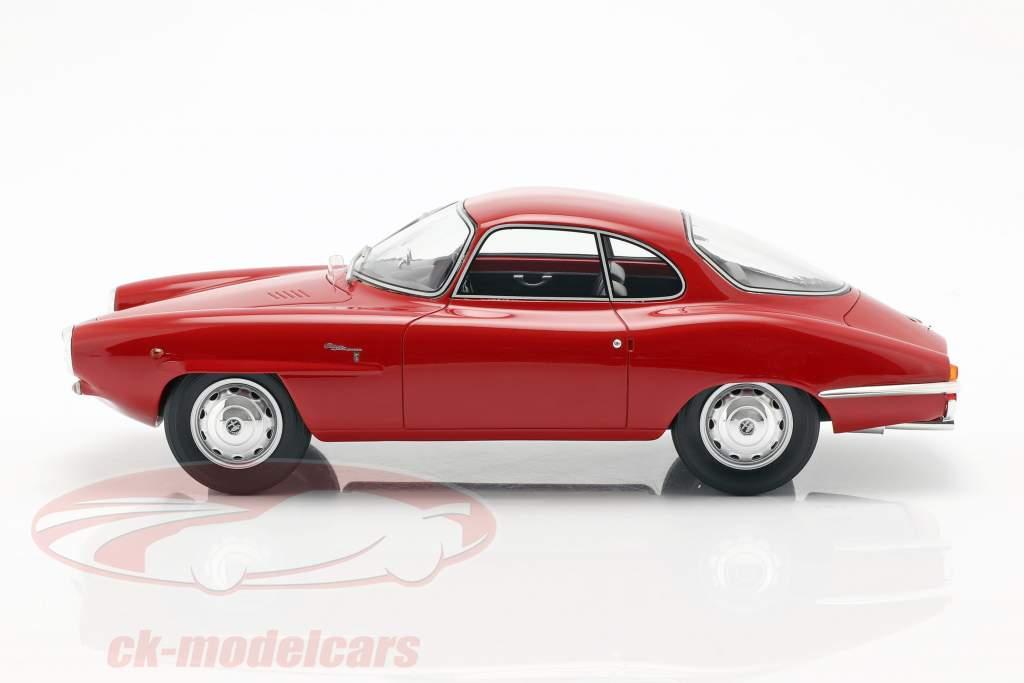 Alfa Romeo Giulietta SS année de construction 1961 rouge 1:18 BoS-Models