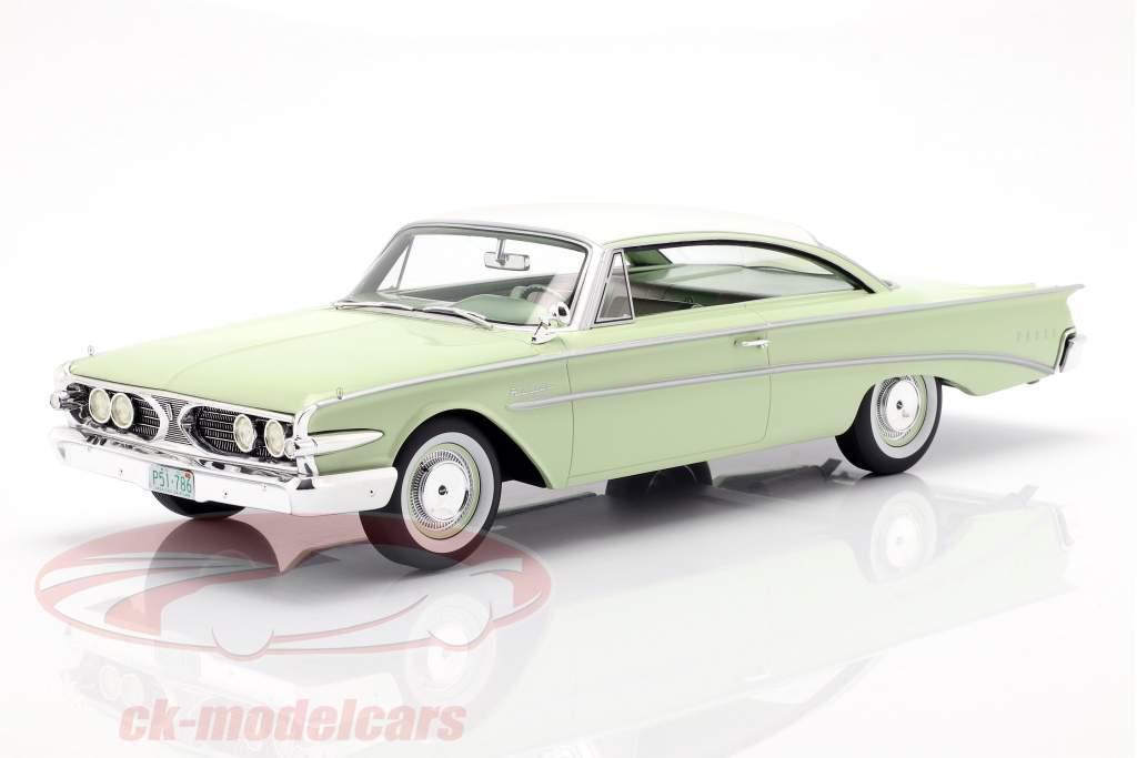 Edsel Ranger Hardtop Baujahr 1960 hellgrün / weiß 1:18 BoS-Models