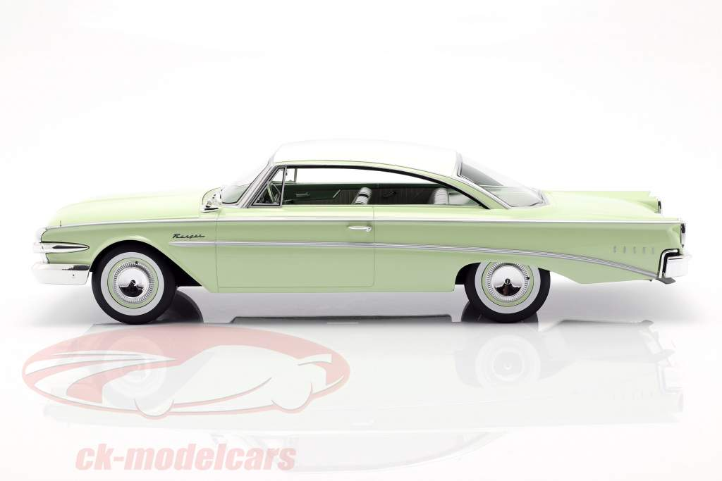 Edsel Ranger Hardtop año de construcción 1960 cal / blanco 1:18 BoS-Models