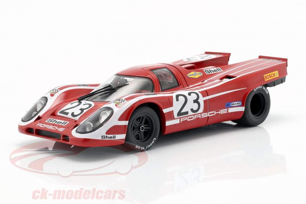 Porsche 917K #23 winnaar 24h LeMans 1970 Attwood, Herrmann 1:18 CMR