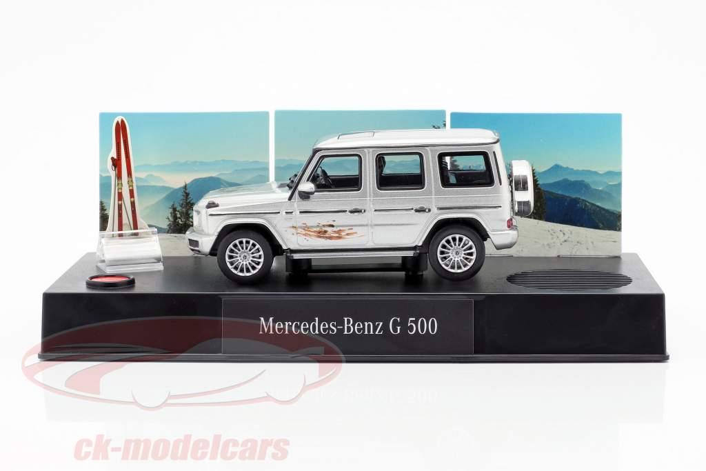 Mercedes-Benz Adventskalender 2019: Mercedes-Benz G-Klasse 1:43 Franzis