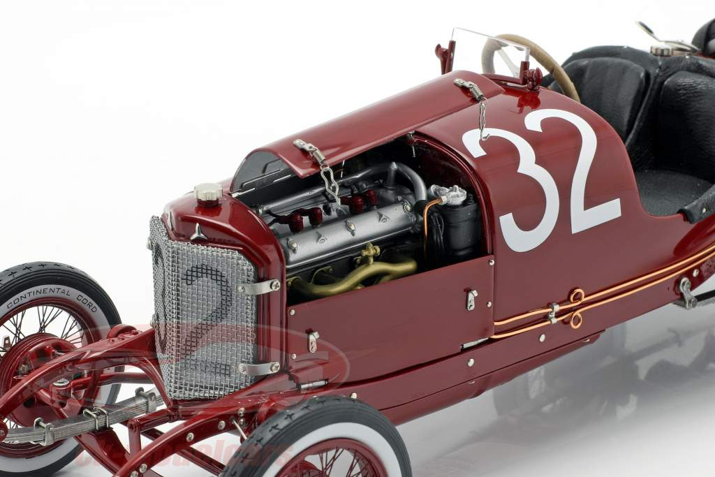 Mercedes #32 2nd Targa Florio 1924 Lautenschläger, Traub 1:18 CMC
