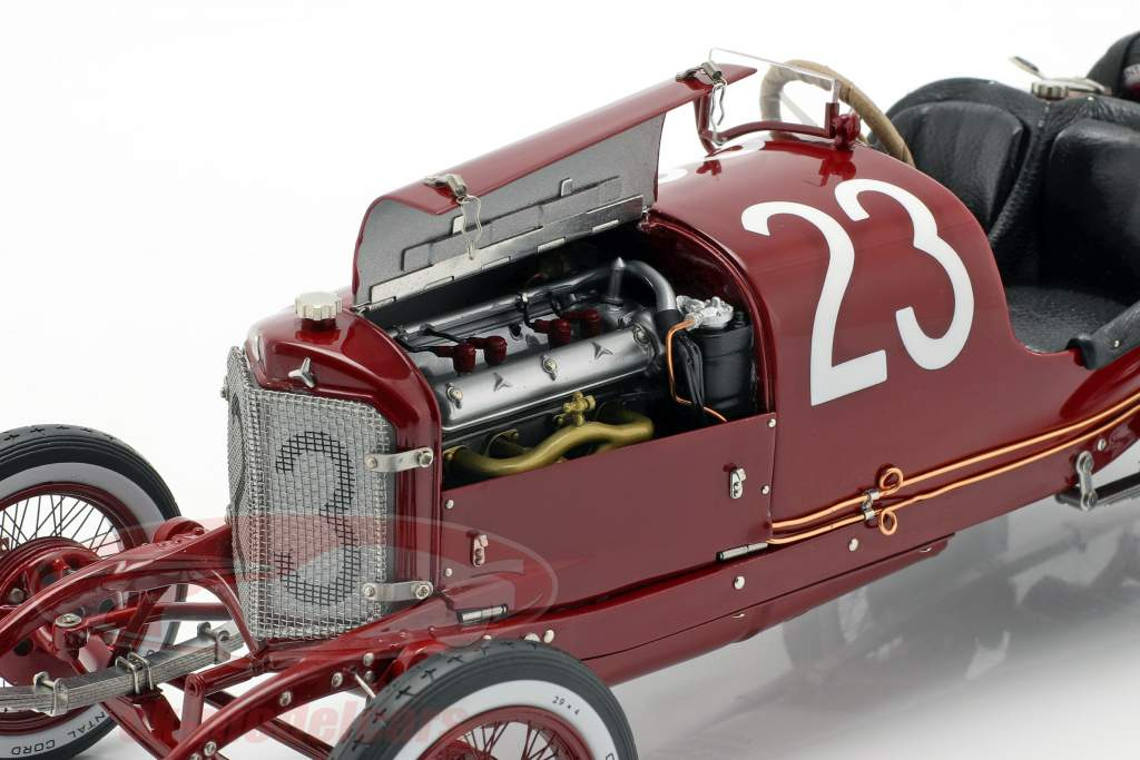 Mercedes #23 3e Targa Florio 1924 Neubauer, Hemminger 1:18 CMC