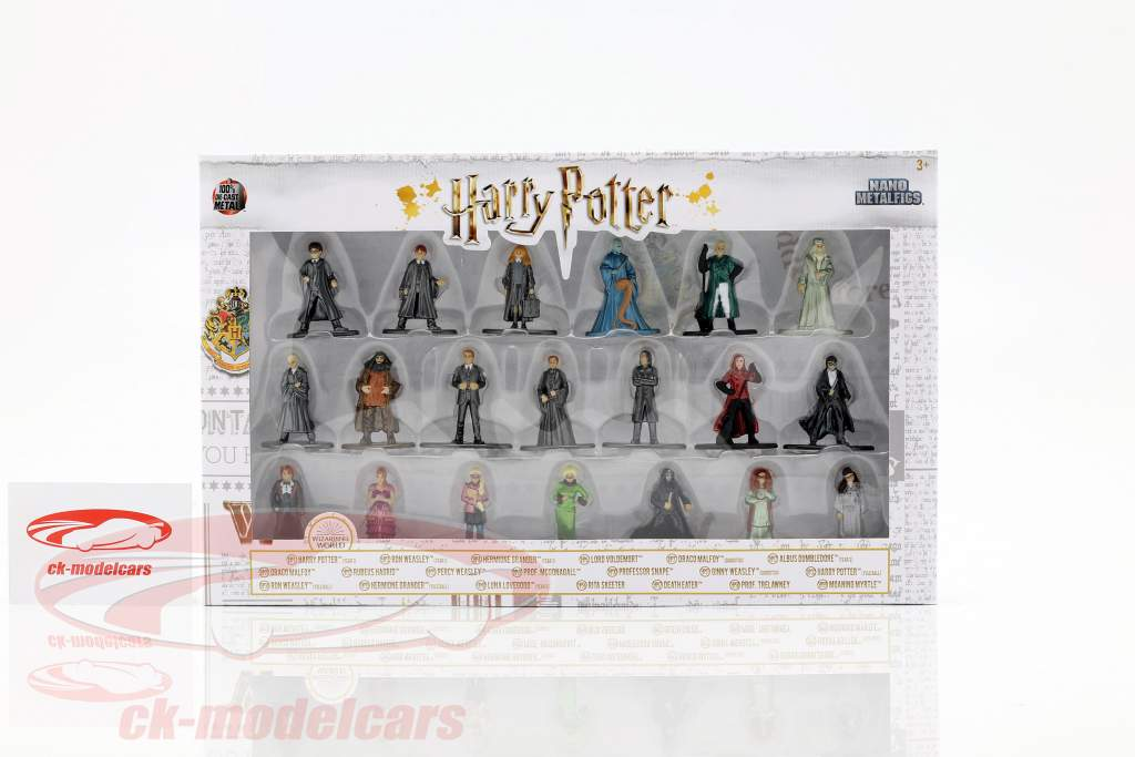 Harry Potter Set 20 Figuren Jada Toys