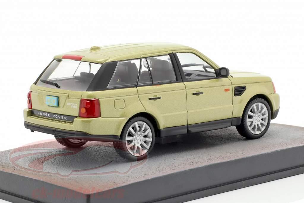Range Rover Sport Car James Bond, Casino Royale or 1:43 Ixo