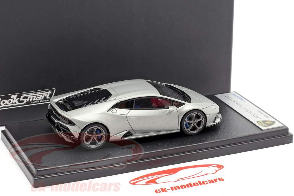 Lamborghini Huracan Evo gris 1:43 LookSmart