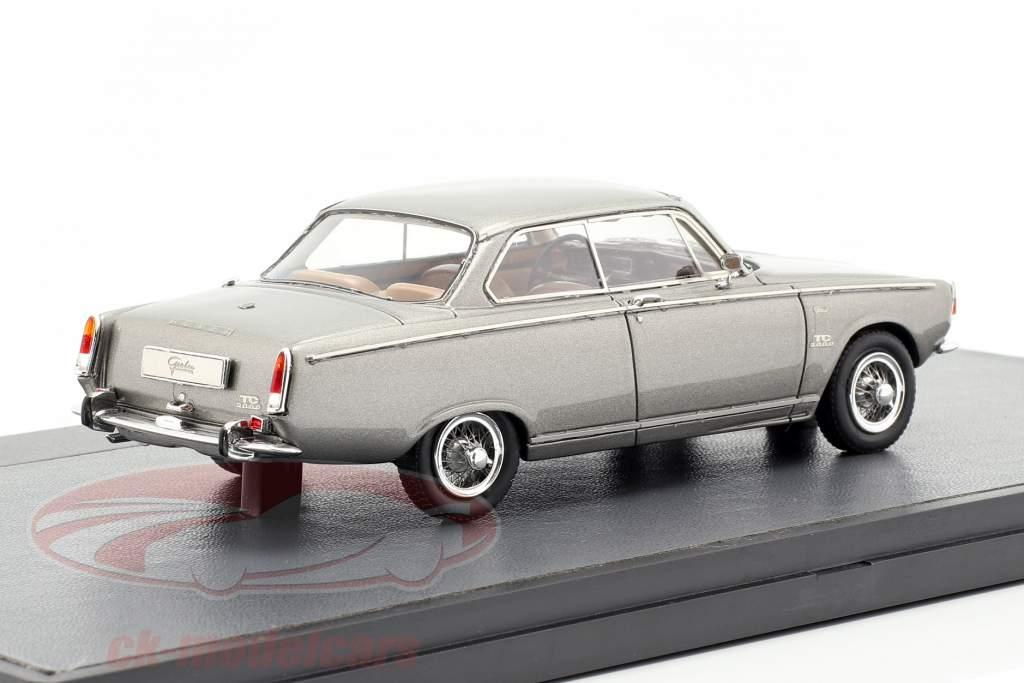 Rover P6 Graber Coupe Opførselsår 1968 grå metallisk 1:43 Matrix