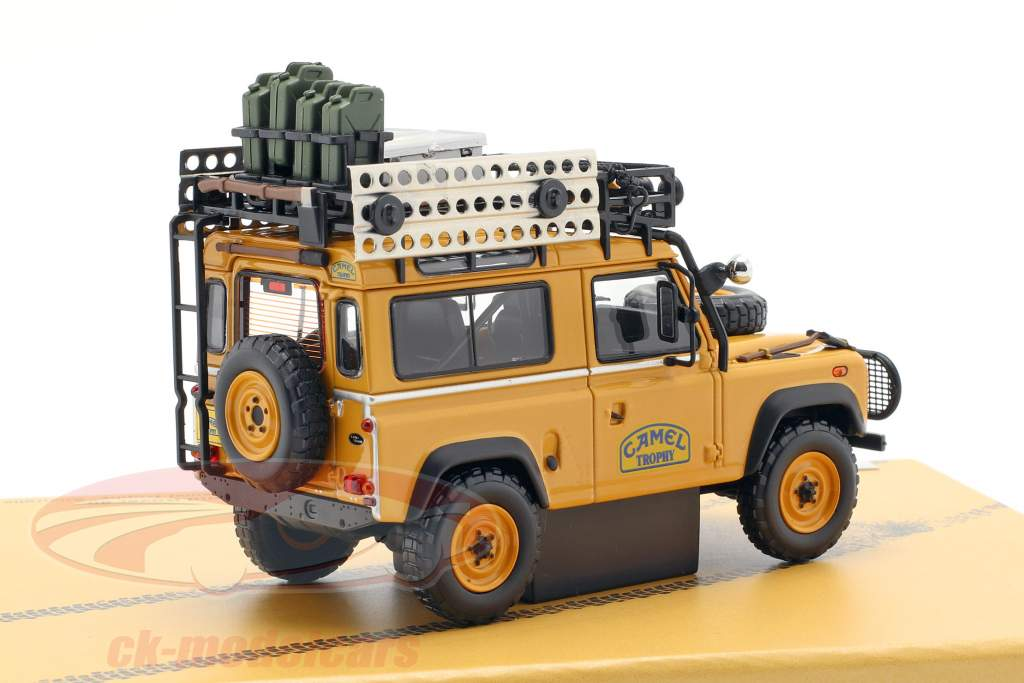 Land Rover 90 Camel Trophy Australien 1986 1:43 Almost Real