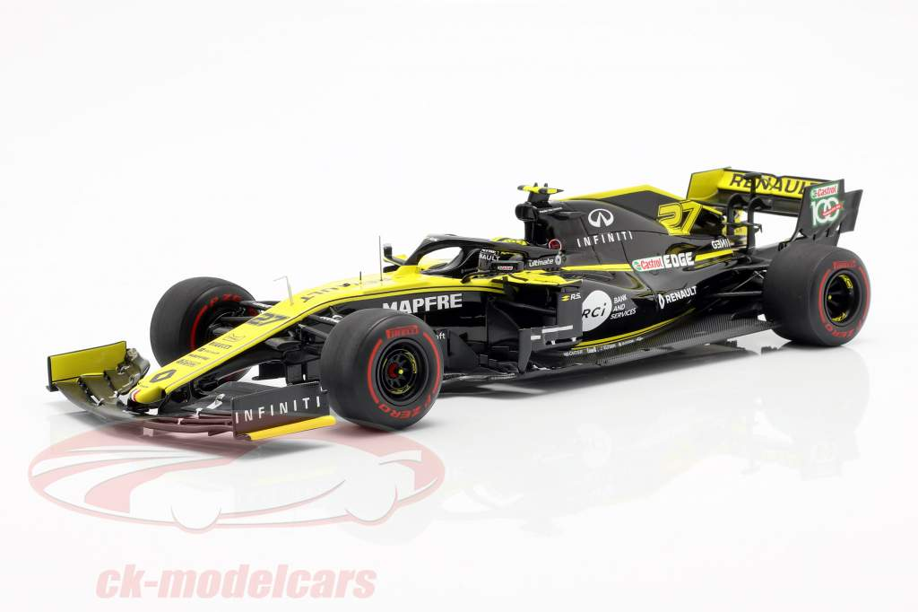 Nico Hülkenberg Renault R.S.19 #27 Australisch GP formule 1 2019 1:18 Spark
