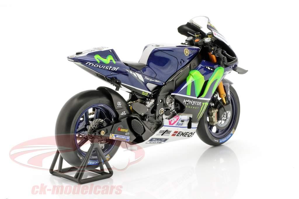 Valentino Rossi Yamaha YZR-M1 #46 Winner Jerez MotoGP 2016 1:12 Spark