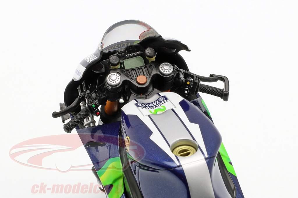 Jorge Lorenzo Yamaha YZR-M1 #99 gagnant France MotoGP 2016 1:12 étincelle