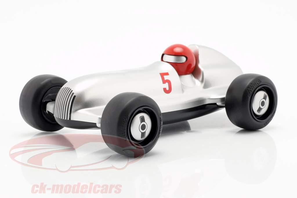 Studio Racer Silver-Max #5 silver / black Schuco