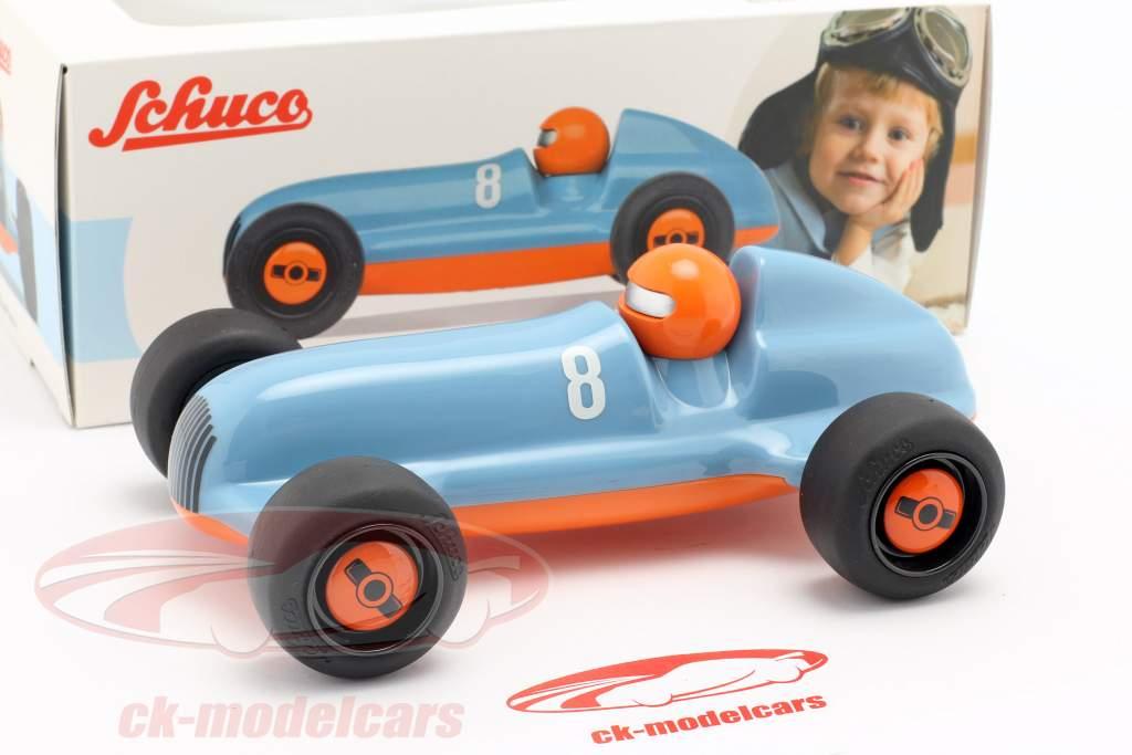 Studio Racer Blue-Pierre #8 blau / orange Schuco