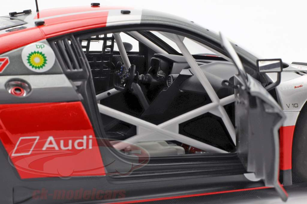 Audi R8 LMS #37A winnaar 12h Bathurst 2018 Frijns, Leonard, Vanthoor 1:18 AUTOart