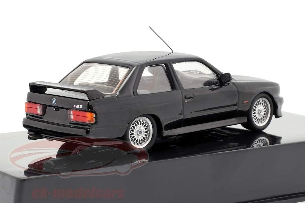BMW M3 (E30) Sport Evolution Baujahr 1990 schwarz 1:43 Ixo