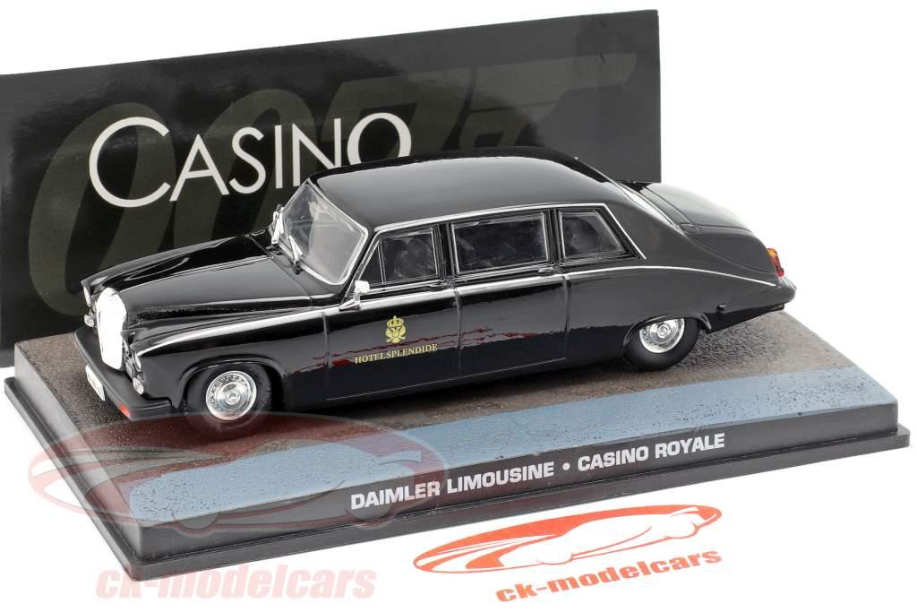 Daimler Limousine James Bond-film Casino Royale Car 1:43 Ixo