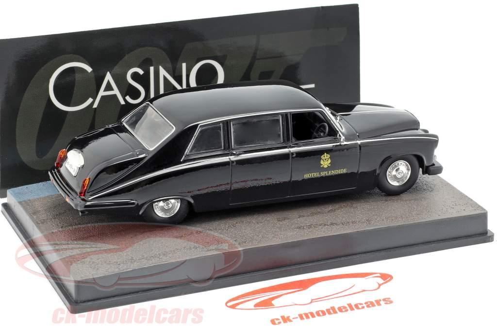 Daimler Limousine James Bond filme Casino Royale Car 1:43 Ixo