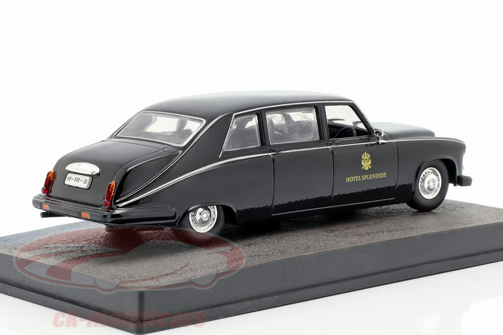 Daimler Limousine película de James Bond Casino Royale de coches 1:43 Ixo