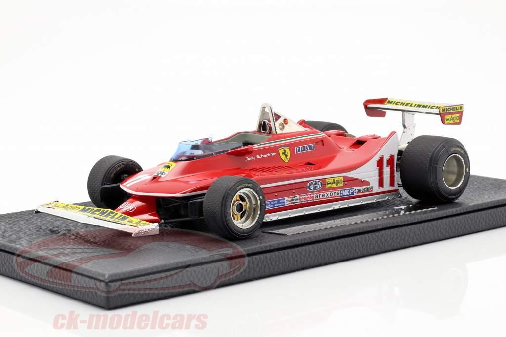 J. Scheckter Ferrari 312T4 #11 italian GP World Champion F1 1979 1:18 GP Replicas