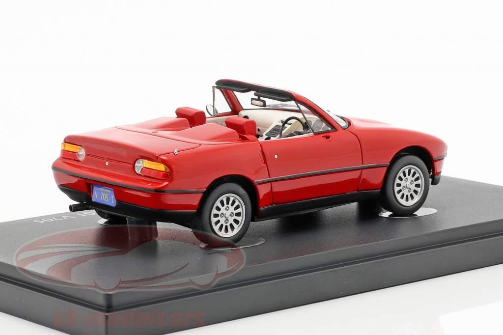 Mazda MX-S Miata Concept Duo 101 V705 1984 rojo 1:43 AutoCult