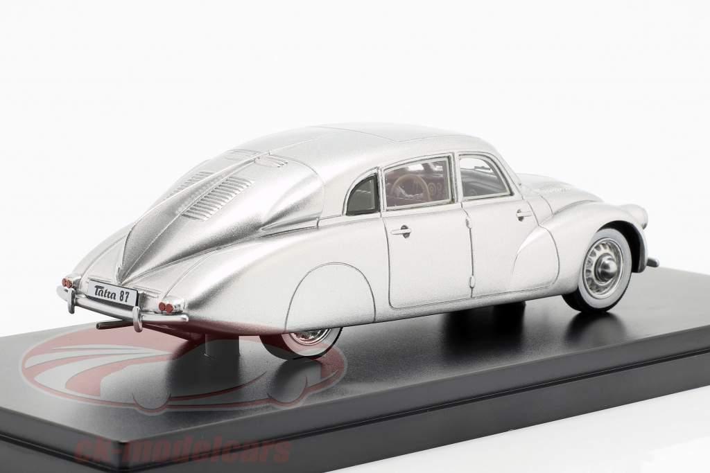 Tatra 87 year 1940 silver metallic 1:43 Neo