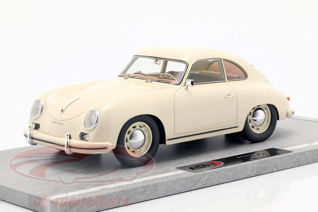 Porsche 356A Baujahr 1955 elfenbein 1:18 BBR
