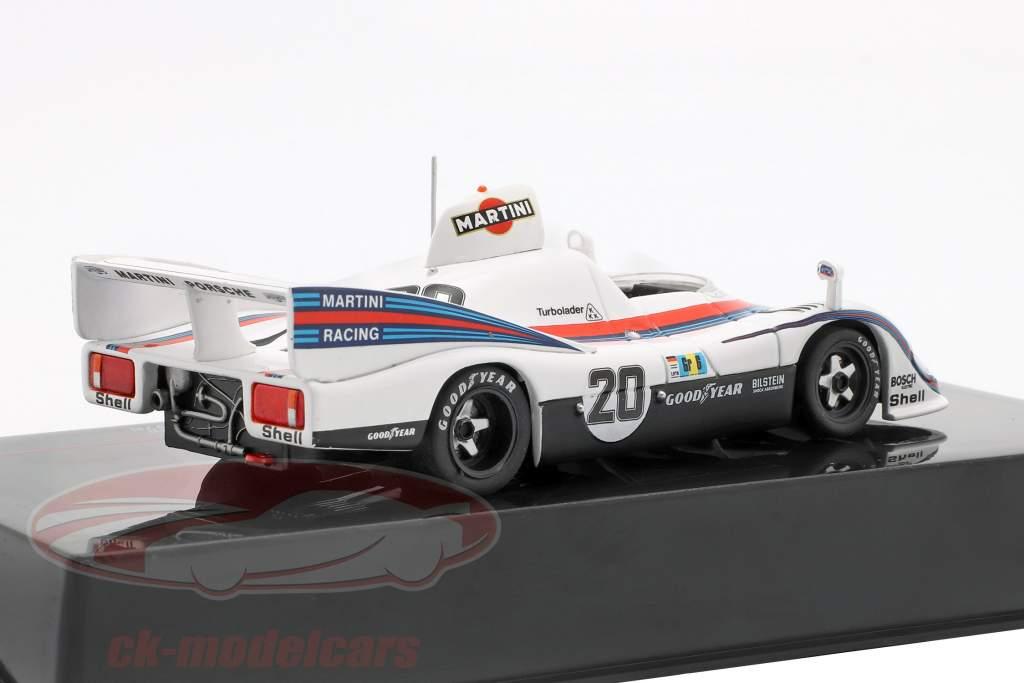Porsche 936 #20 ganador 24h LeMans 1976 Ickx, van Lennep 1:43 Ixo