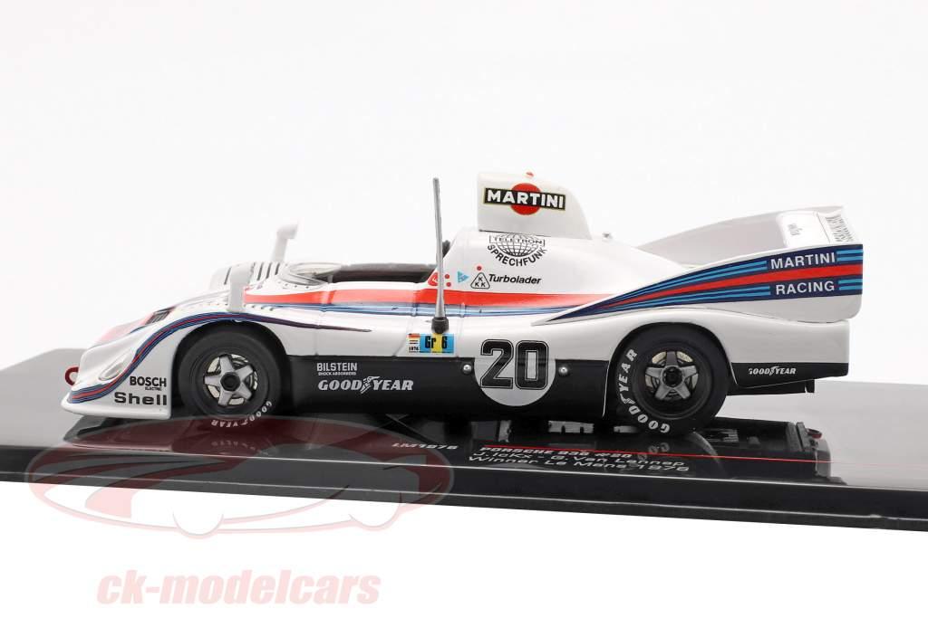 Porsche 936 #20 winnaar 24h LeMans 1976 Ickx, van Lennep 1:43 Ixo