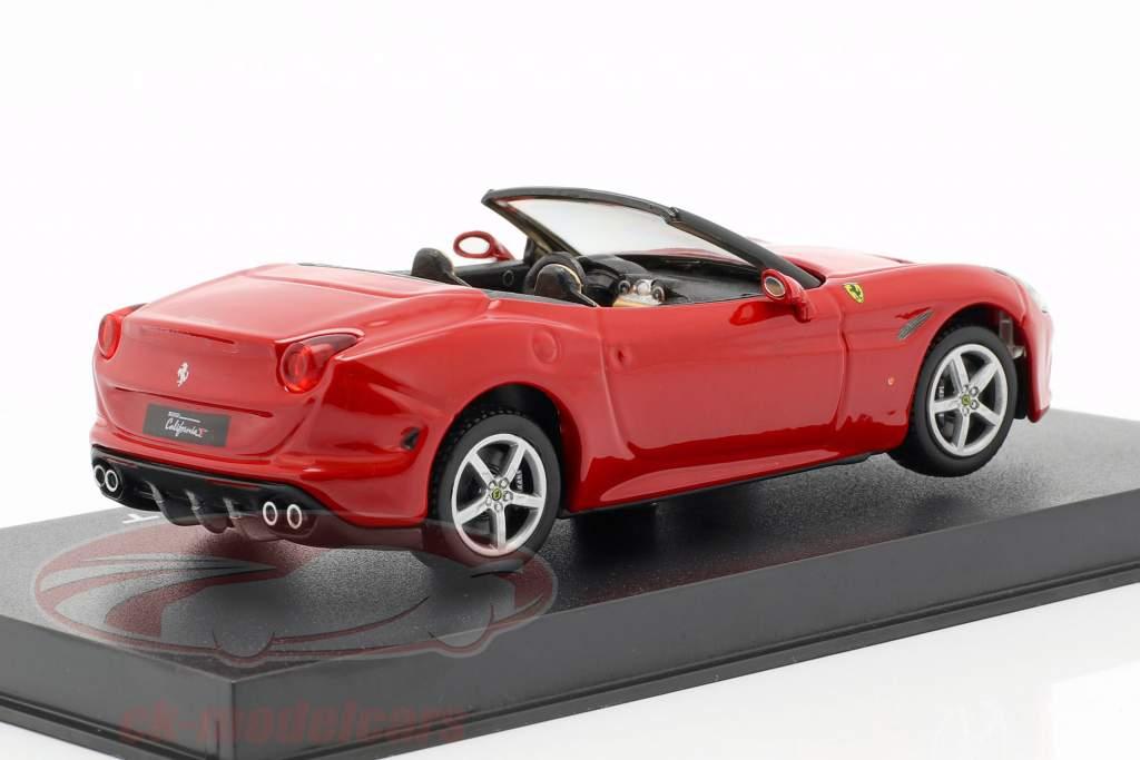 Ferrari California T open Top rød 1:43 Bburago Signature
