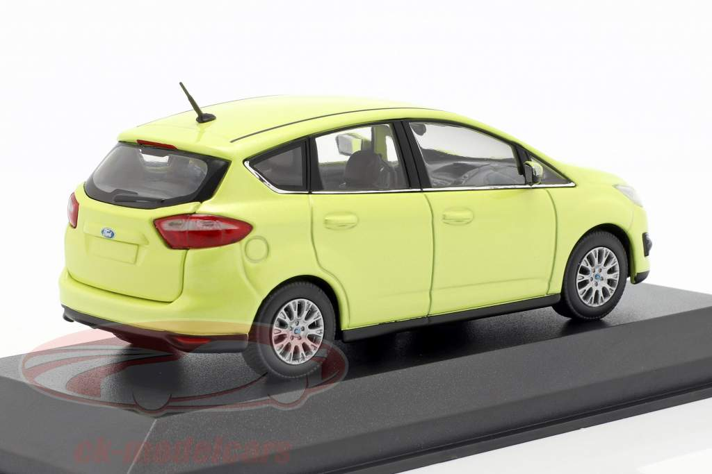 Ford C-Max geel 1:43 Minichamps