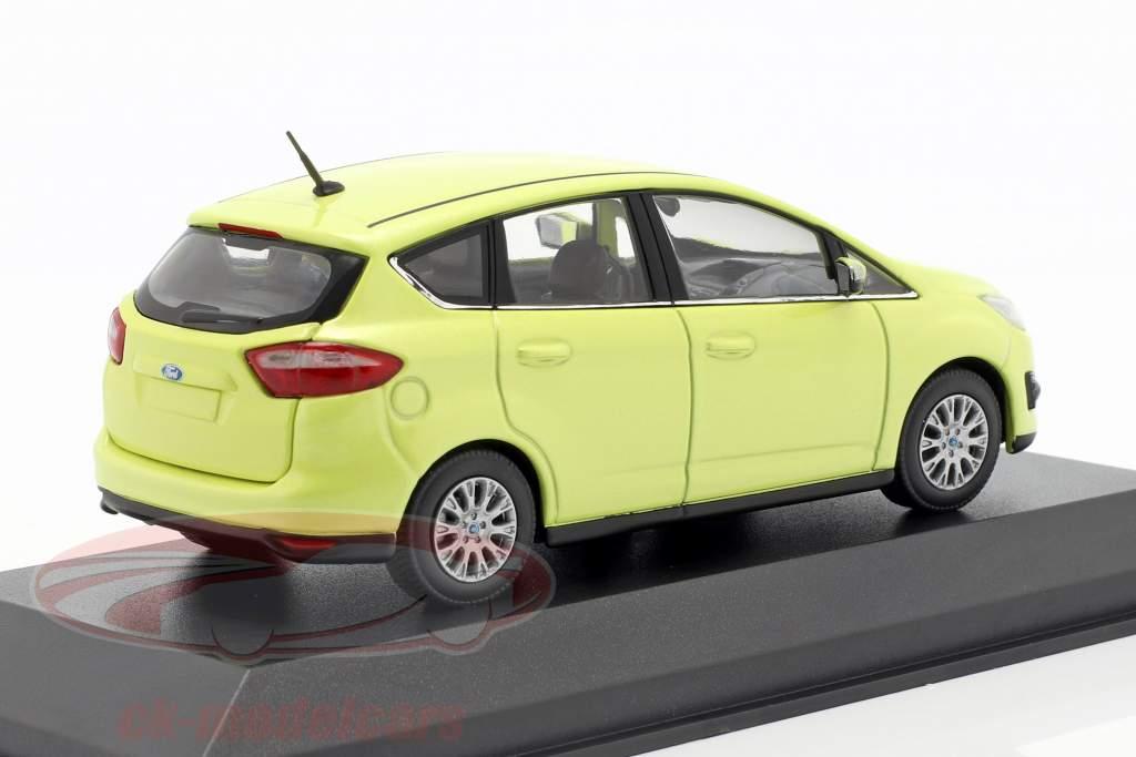 Ford C-Max gul 1:43 Minichamps