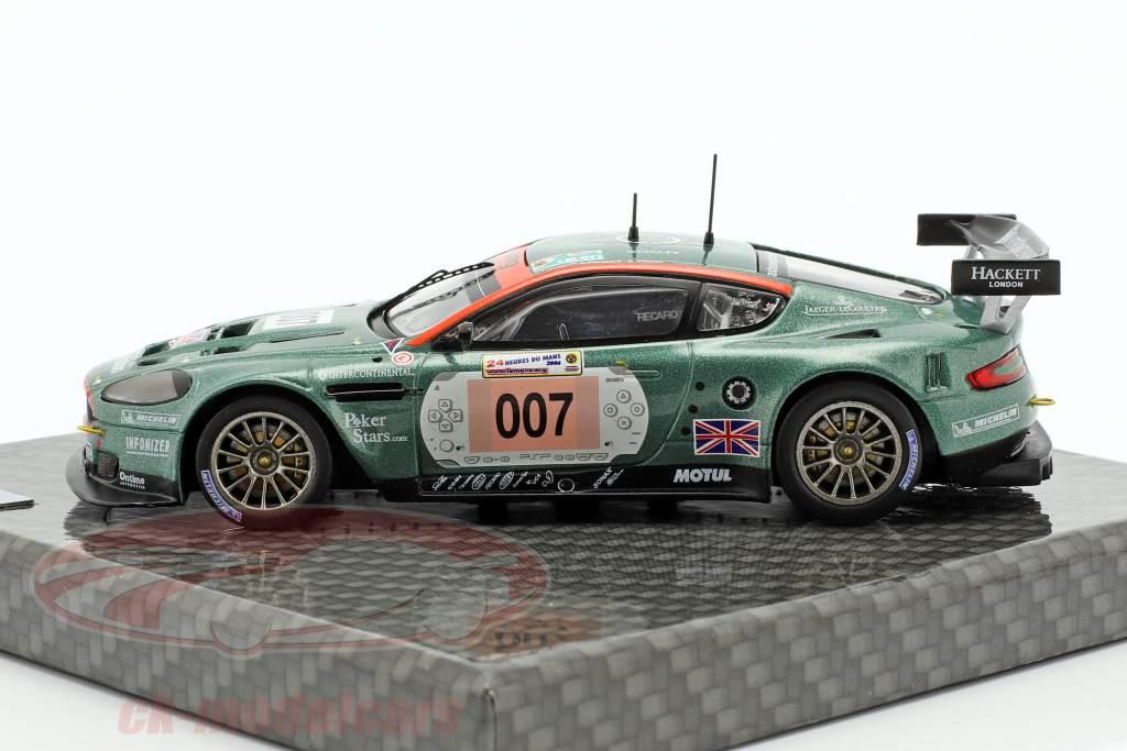 Aston Martin DBR9 #007 6th 24h LeMans 2006 Aston Martin Racing 1:43 Ixo