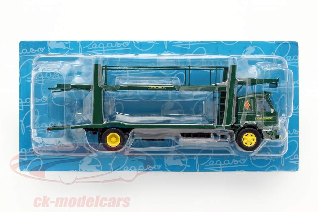 Pegaso 1060L Truck Tradisa year 1970 green 1:43 Altaya