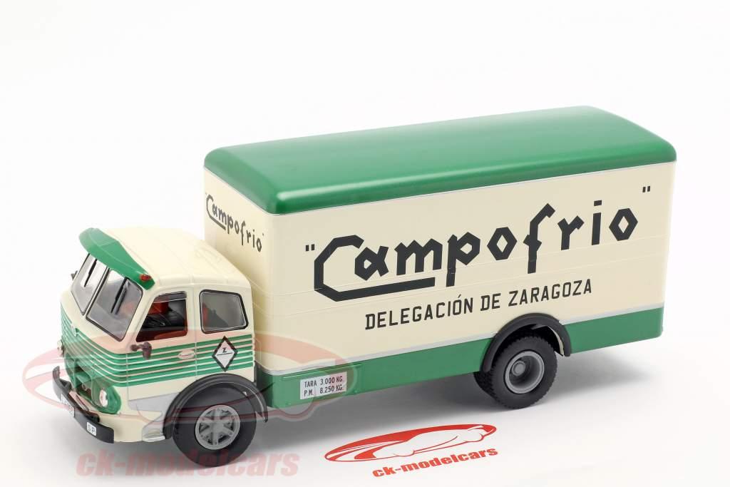 Pegaso 1060 Cabezon Campofrio año de construcción 1964 blanco / verde 1:43 Altaya