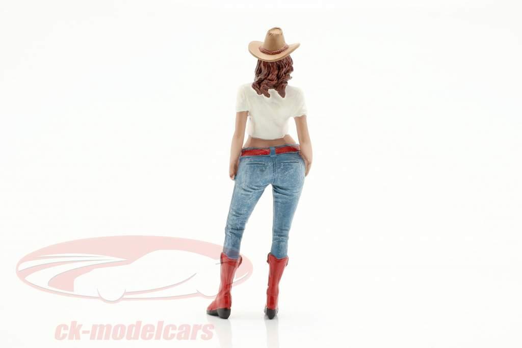 The Western Style I figur 1:18 American Diorama