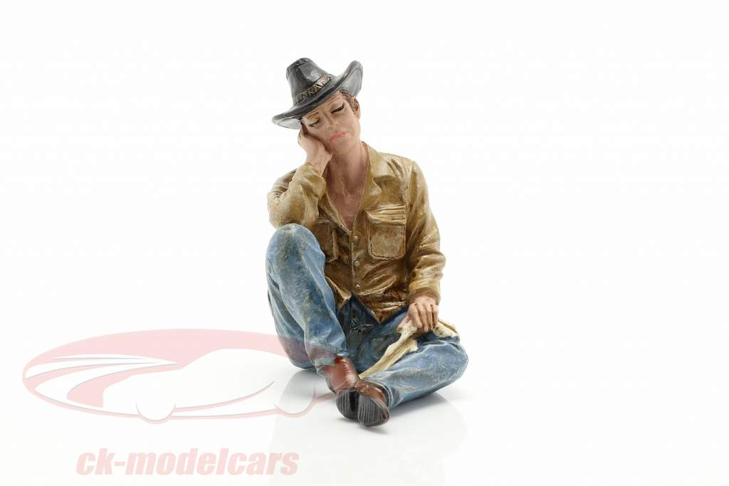 The Western Style IV figure 1:18 American Diorama