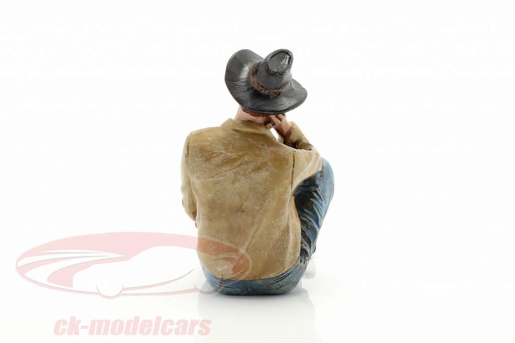 The Western Style IV Figur 1:18 American Diorama