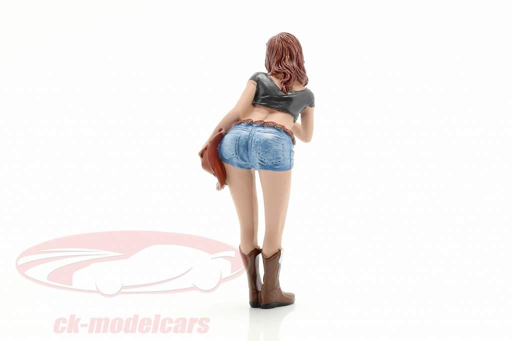The Western Style V figure 1:18 American Diorama