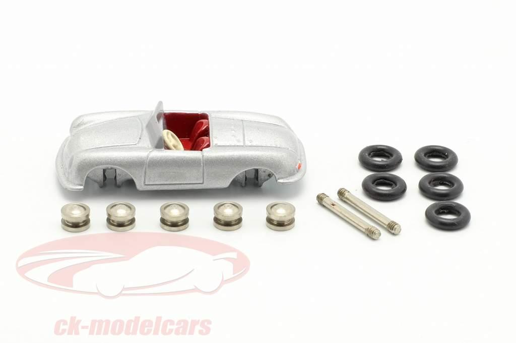 Porsche No.1 caso di assemblaggio per il piccolo Porsche meccanico 1:90 Schuco Piccolo
