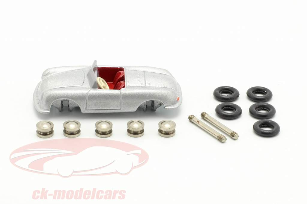 Porsche No.1 samling sag til den lille Porsche mekaniker 1:90 Schuco Piccolo