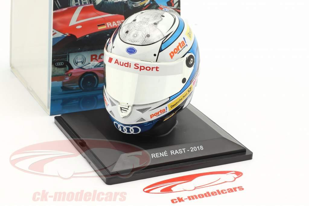 Rene Rast Audi RS 5 #33 DTM 2018 casco 1:5 Spark
