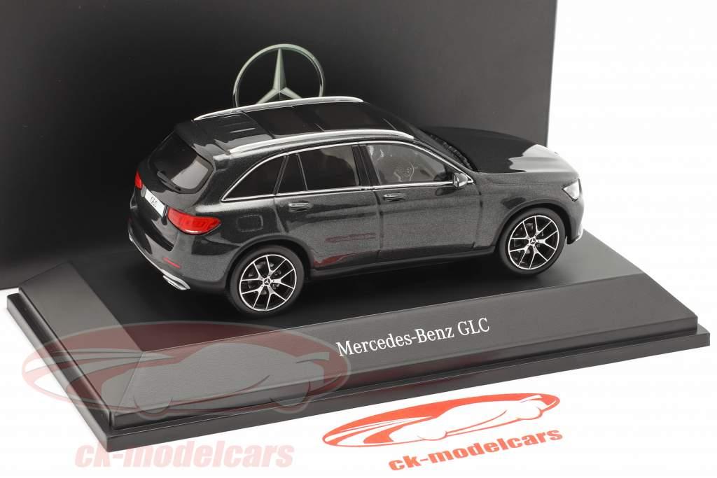 Mercedes-Benz GLC (X253) Mopf grafite grigio 1:43 Spark