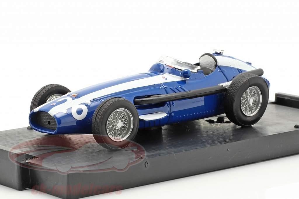 M. Gregory º 26 Maserati 250F Formula 1 GP Italia 1957 1:43 Brumm
