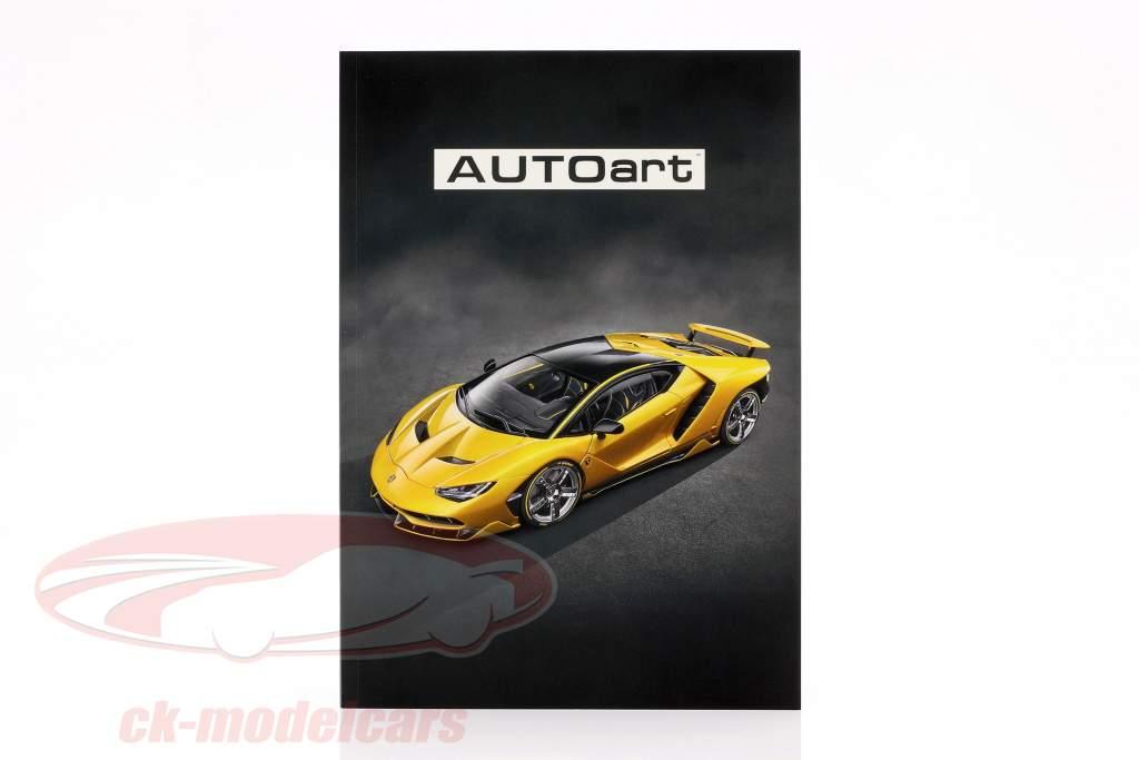Catálogo AUTOart
